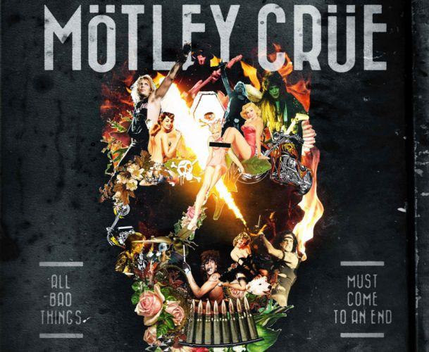 MOTLEY CRUE hair metal heavy poster fd wallpaper