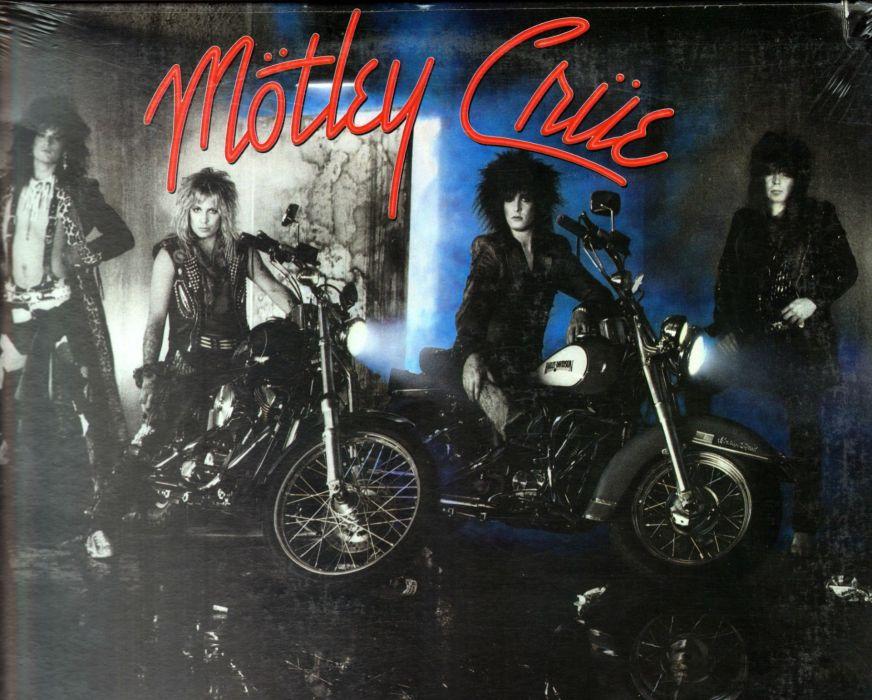 MOTLEY CRUE hair metal heavy poster   jf wallpaper