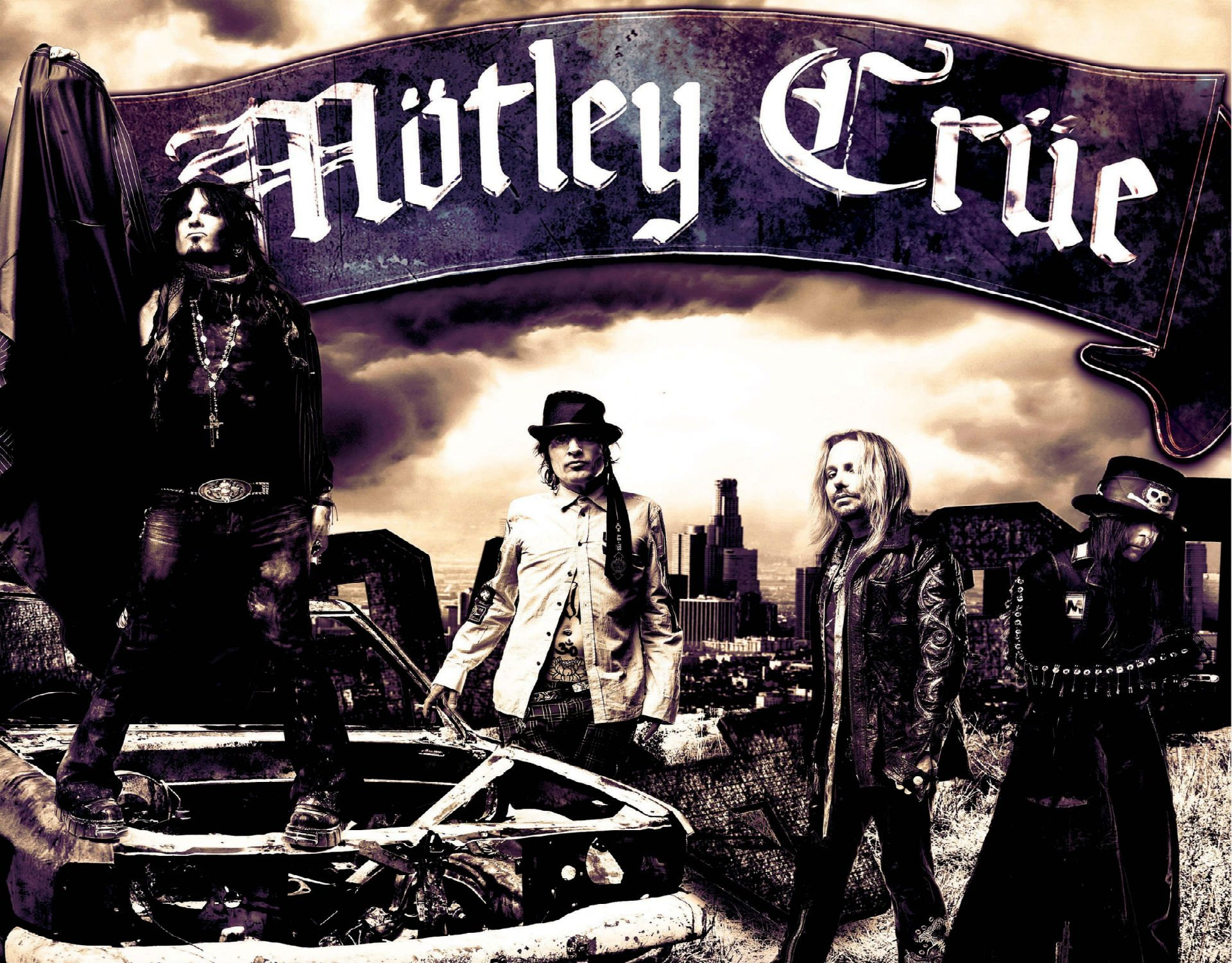 motley crue live wallpaper