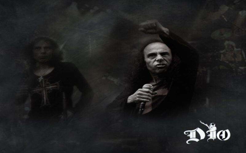 RONNIE JAMES DIO heavy metal gd wallpaper