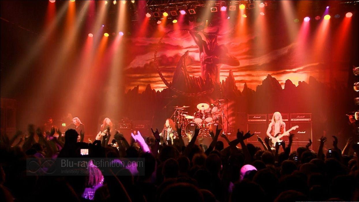 RONNIE JAMES DIO heavy metal concert  n wallpaper
