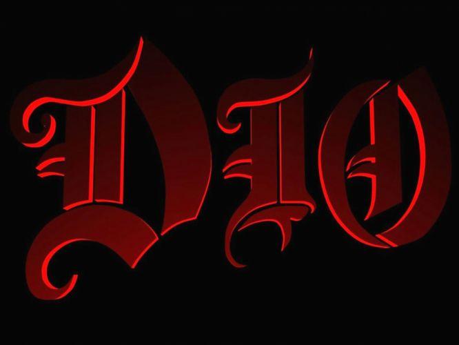 RONNIE JAMES DIO heavy metal poster da wallpaper