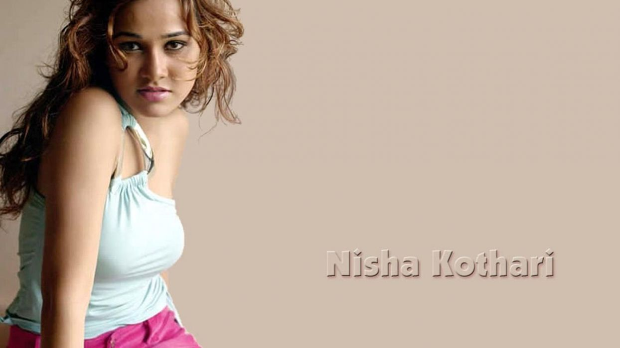 Nisha Kothari Wallpaper download wallpaper