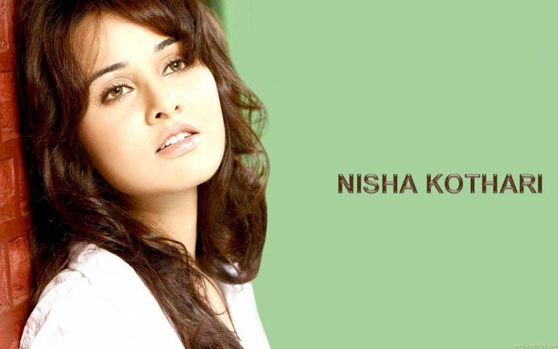 Nisha Kothari hot Wallpaper wallpaper