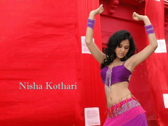 Nisha Kothari dancing hd wallpapers wallpaper