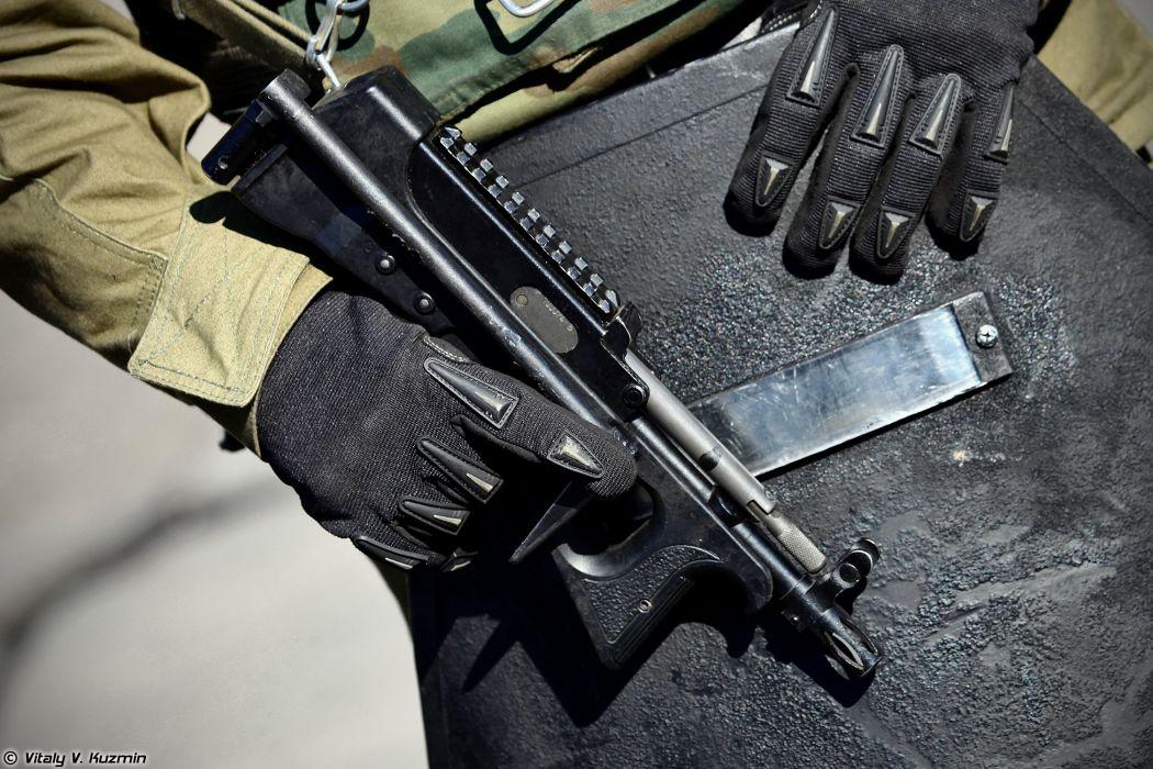 PP-2000 submachine gun wallpaper