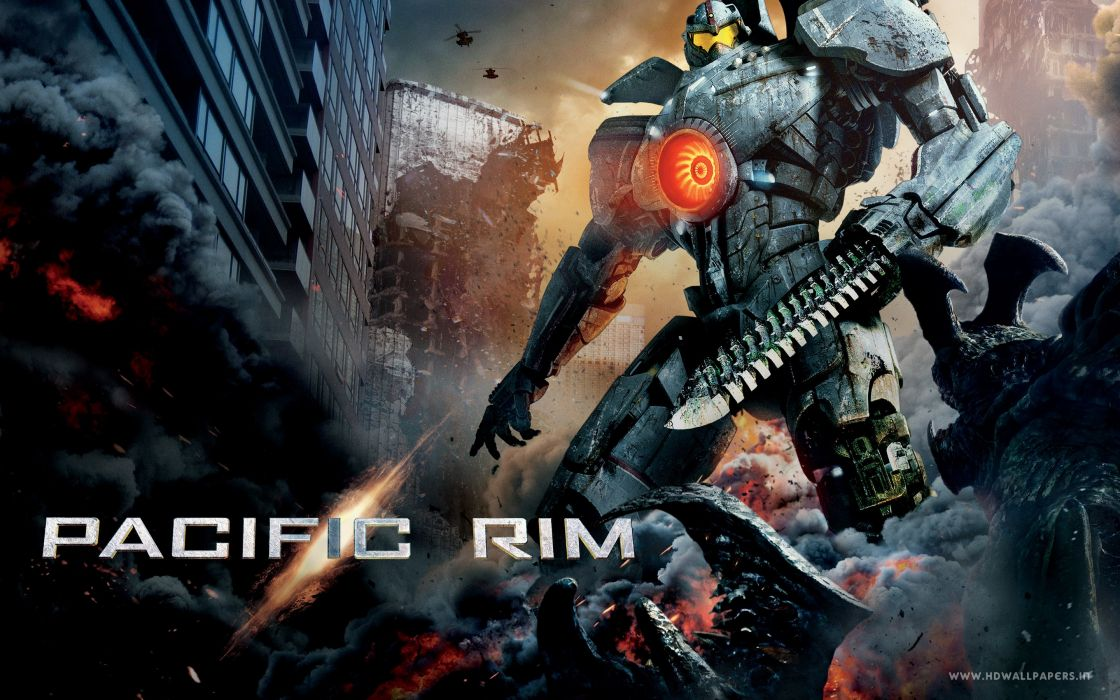 pacific rim movie-wide wallpaper