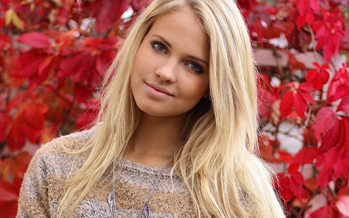 The most beautiful Norwegian girls-2   Pretty girls