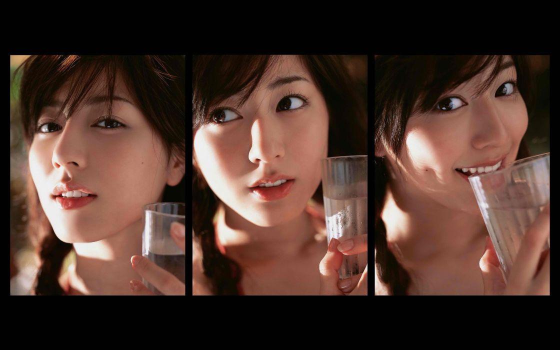 women models Asians Korean Yumi Sugimoto K-Pop wallpaper