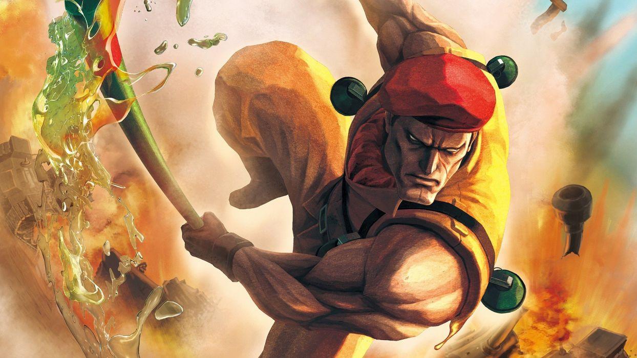 Street Fighter X Tekken wallpaper