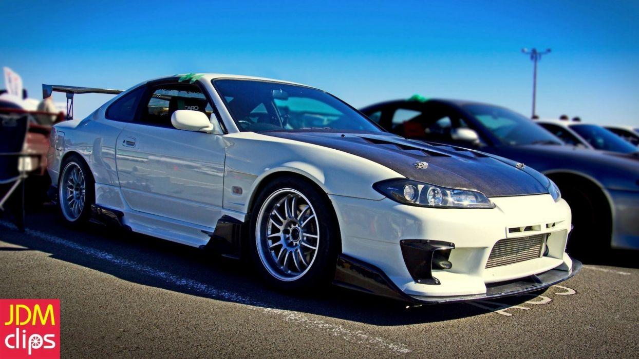 Cars Nissan Nissan Silvia Nissan Silvia S15 Jdm Japanese