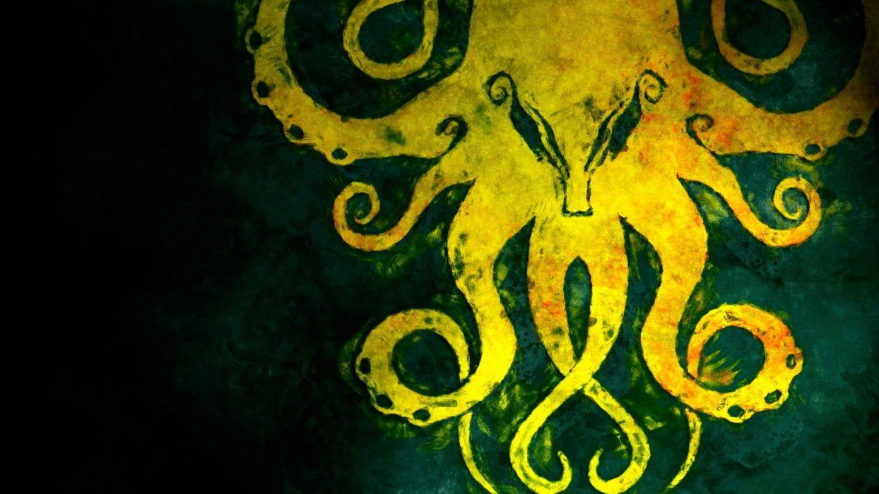octopuses Game of Thrones sigil House Greyjoy wallpaper