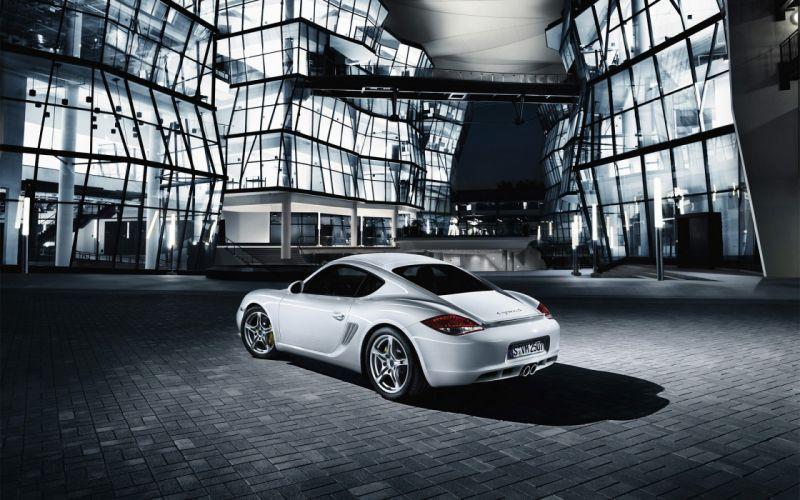 cars Porsche Cayman Porsche Cayman S wallpaper