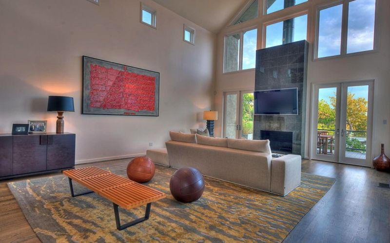 interior wood floor wallpaper