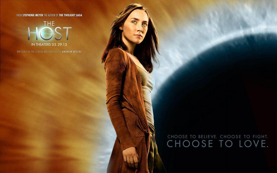 The Host Saoirse Ronan wallpaper
