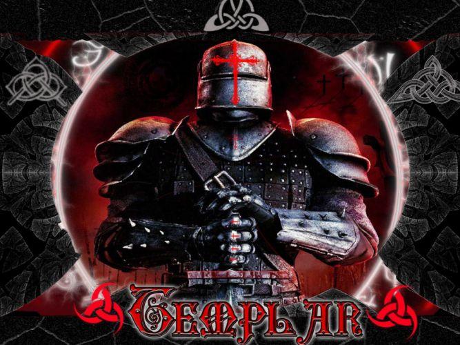 knights Templars wallpaper