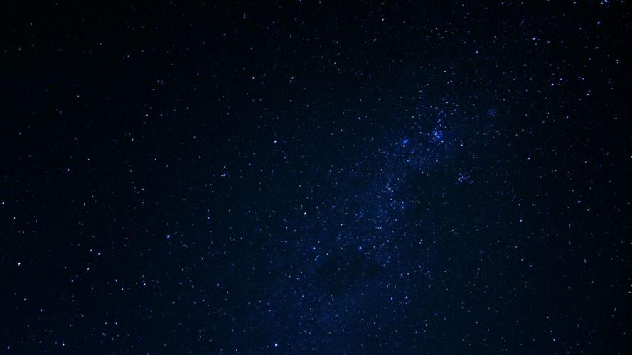 outer space dark stars wallpaper