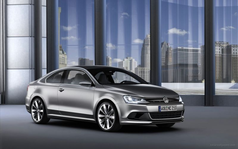 cars Hybrid concept art vehicles Volkswagen coupe compact wallpaper