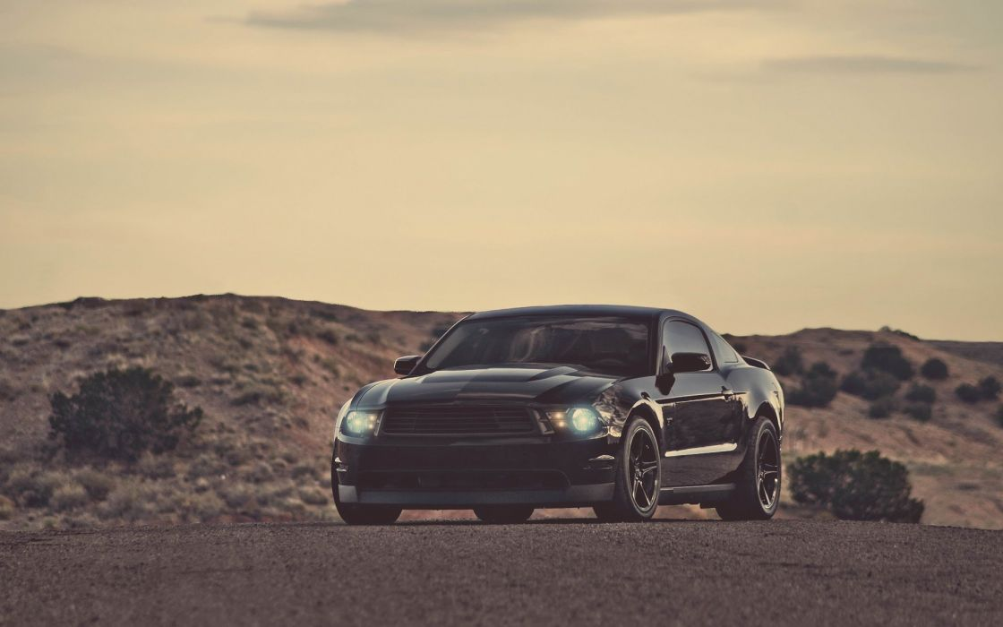cars Ford Mustang muscle car wallpaper