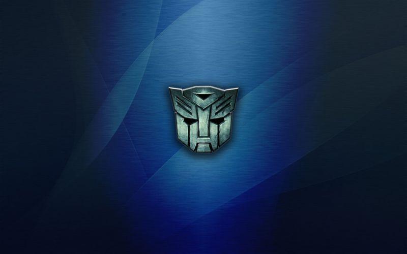 cartoons Transformers logos wallpaper