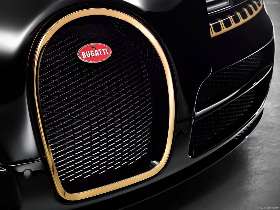 Bugatti-Veyron Black Bess 2014 1600x1200 wallpaper 09 wallpaper