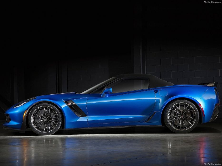 Chevrolet-Corvette Z06 Convertible 2015 1600x1200 wallpaper 0d wallpaper