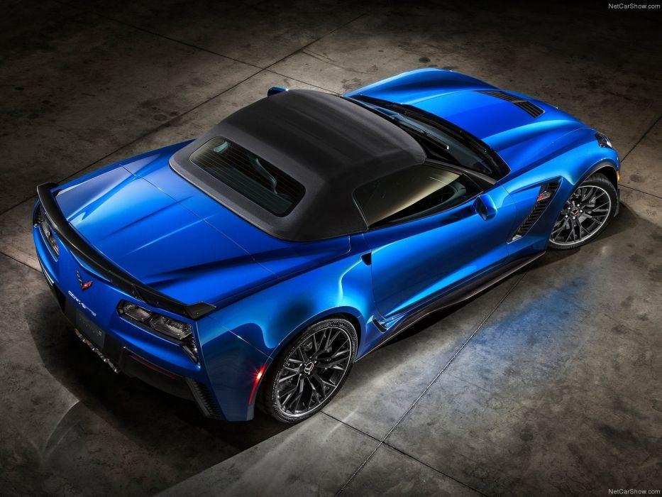 Chevrolet-Corvette Z06 Convertible 2015 1600x1200 wallpaper 06 wallpaper
