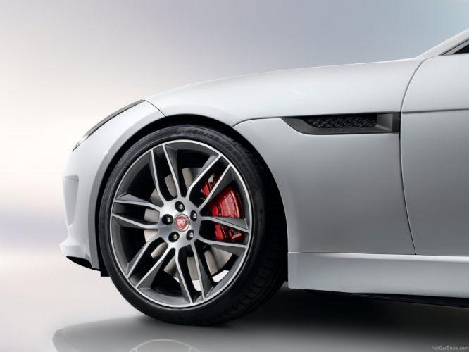 Wheel Brake Jaguar-F-Type R Coupe 2015 1600x1200 wallpaper bd wallpaper