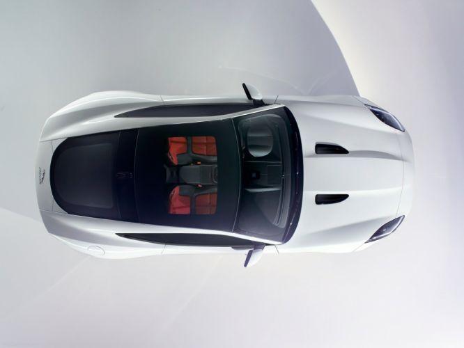 Jaguar-F-Type R Coupe 2015 1600x1200 wallpaper a0 wallpaper