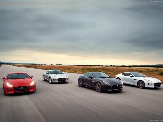 Jaguar-F-Type R Coupe 2015 1600x1200 wallpaper 92 wallpaper