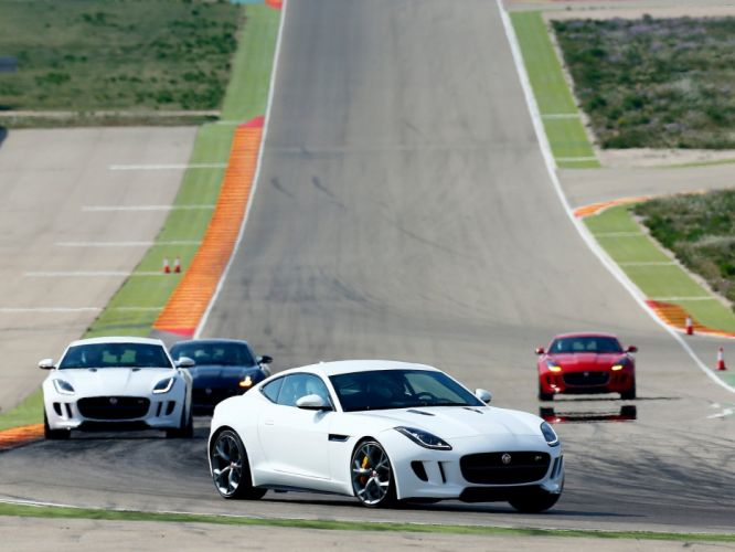 Jaguar-F-Type R Coupe 2015 1600x1200 wallpaper 91 wallpaper
