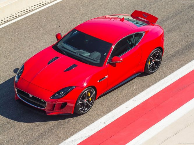 Jaguar-F-Type R Coupe 2015 1600x1200 wallpaper 0b wallpaper