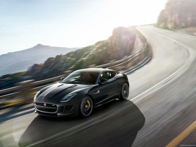 Jaguar-F-Type R Coupe 2015 1600x1200 wallpaper 05 wallpaper