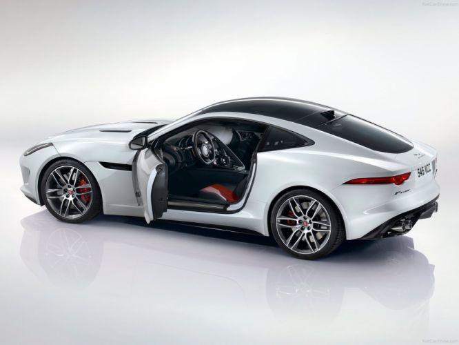 Jaguar-F-Type R Coupe 2015 1600x1200 wallpaper 9e wallpaper