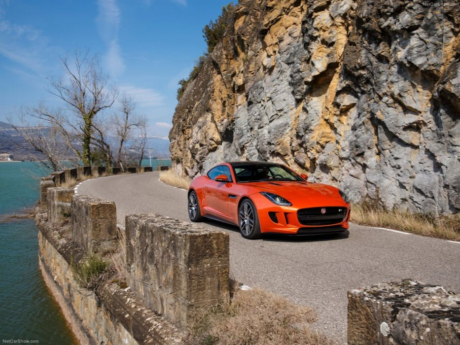 Jaguar-F-Type R Coupe 2015 1600x1200 wallpaper 19 wallpaper