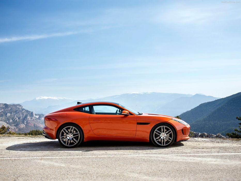 Jaguar-F-Type R Coupe 2015 1600x1200 wallpaper 38 wallpaper