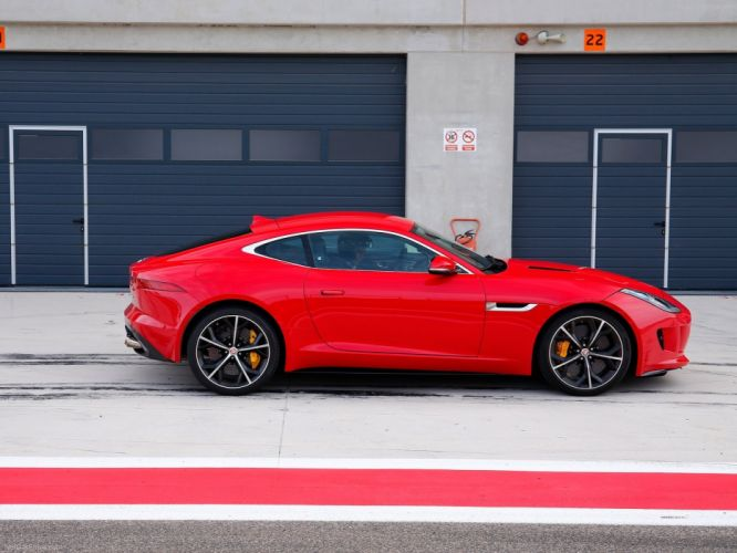 Jaguar-F-Type R Coupe 2015 1600x1200 wallpaper 45 wallpaper