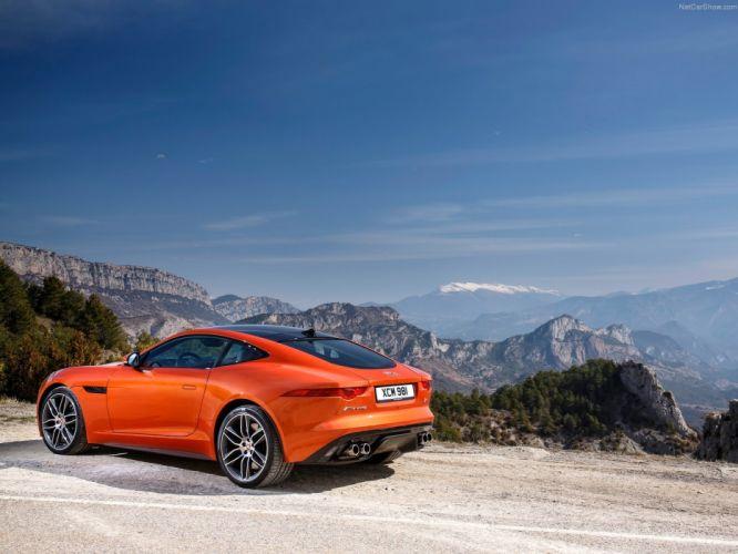 Jaguar-F-Type R Coupe 2015 1600x1200 wallpaper 53 wallpaper