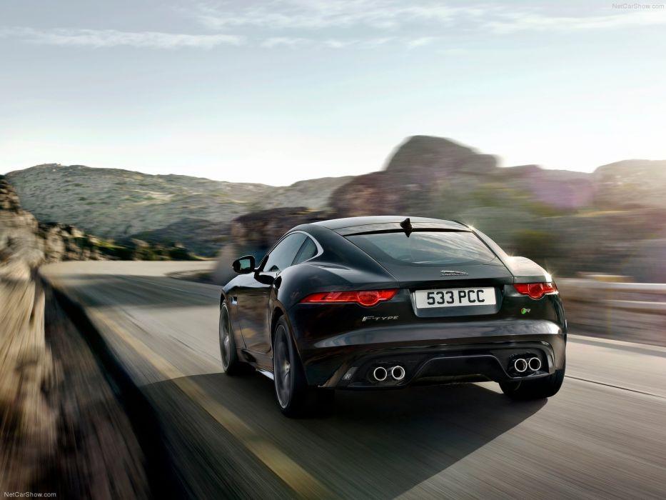 Jaguar-F-Type R Coupe 2015 1600x1200 wallpaper 52 wallpaper