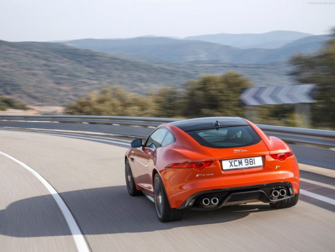 Jaguar-F-Type R Coupe 2015 1600x1200 wallpaper 66 wallpaper