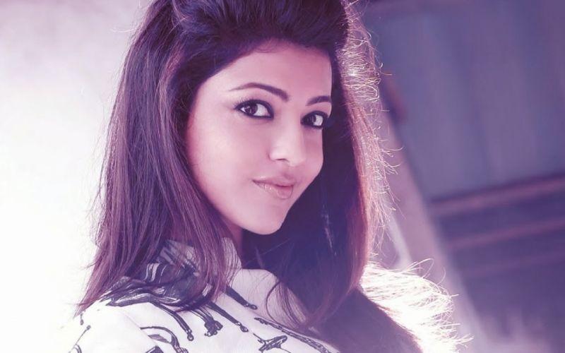 KAJAL AGARWAL indian actress bollywood model babe (17) wallpaper