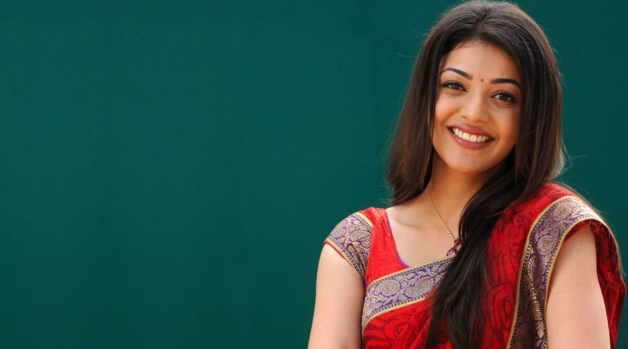 KAJAL AGARWAL indian actress bollywood model babe (29) wallpaper