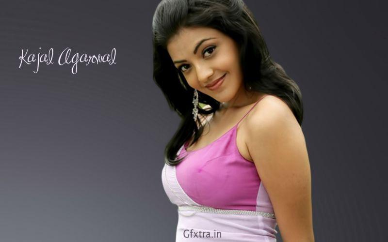 KAJAL AGARWAL indian actress bollywood model babe (50) wallpaper