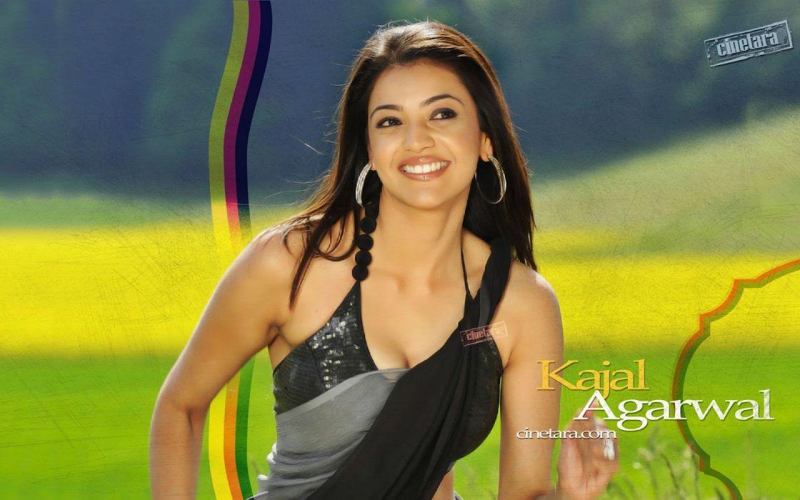 KAJAL AGARWAL indian actress bollywood model babe (87) wallpaper