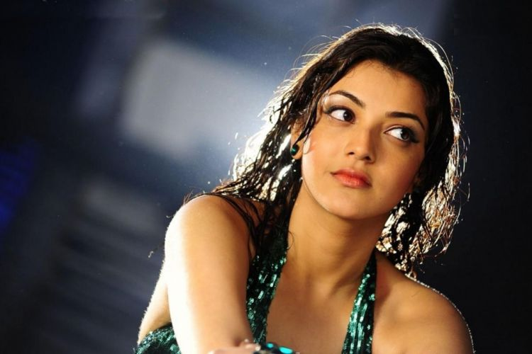 KAJAL AGARWAL indian actress bollywood model babe (81) wallpaper