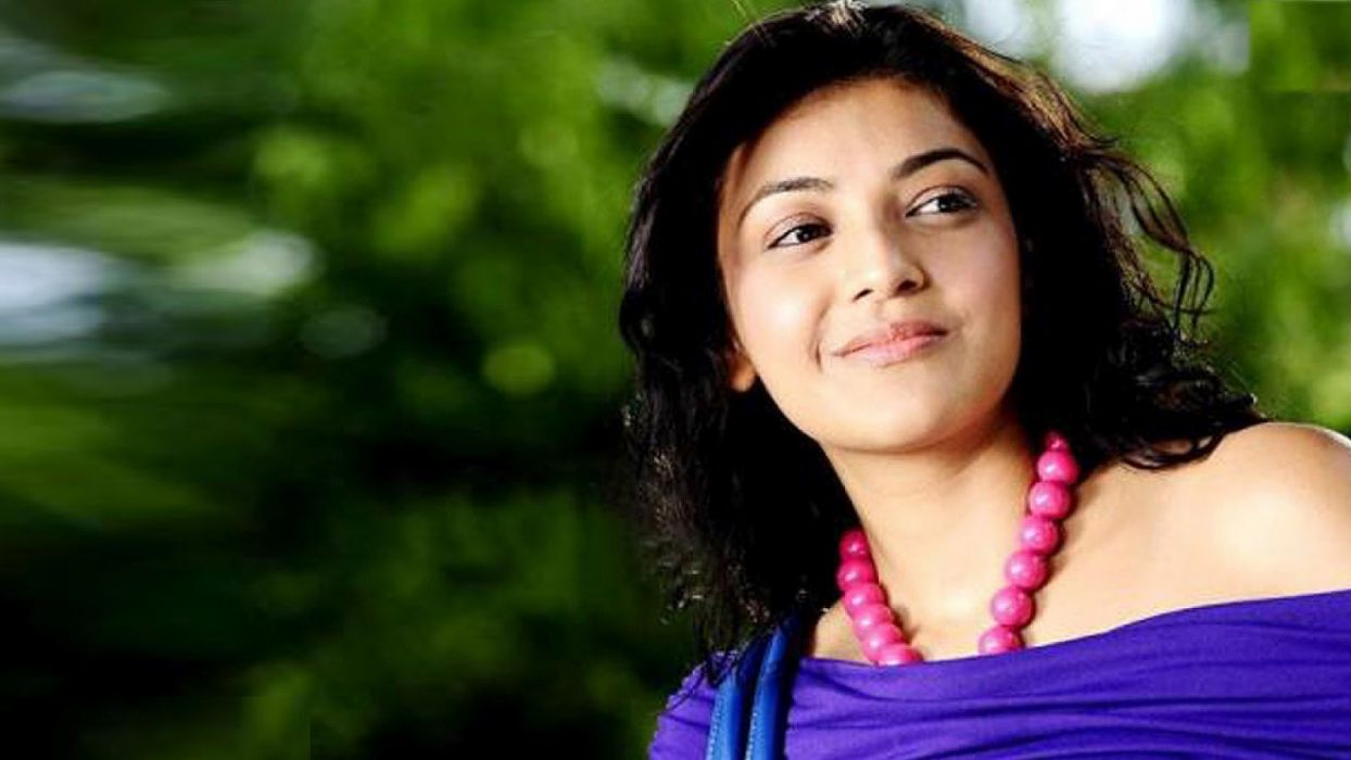 KAJAL AGARWAL indian actress bollywood model babe (69) wallpaper