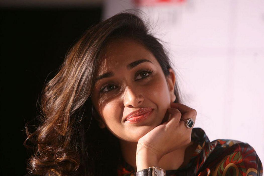 JIAH KHAN indian actress bollywood model babe (1) wallpaper