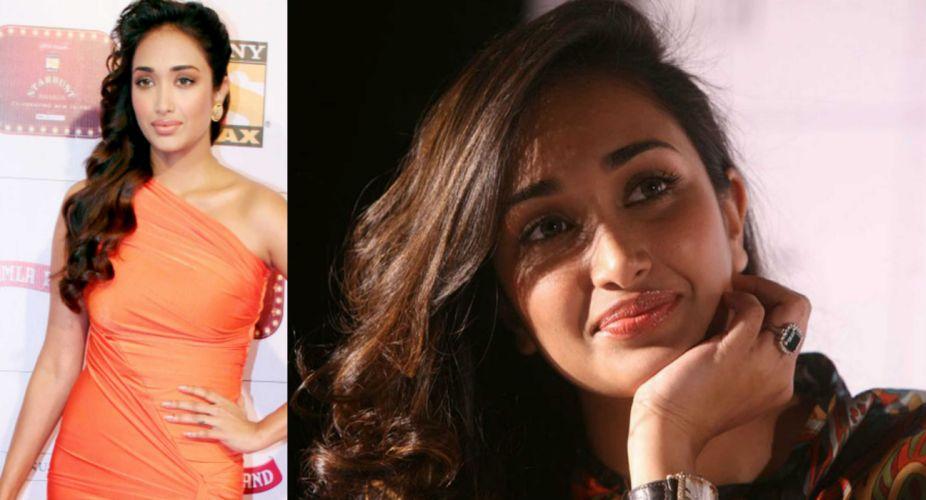 JIAH KHAN indian actress bollywood model babe (24) wallpaper