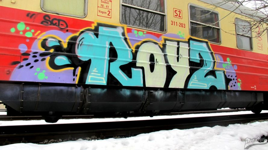 ROYZ visual kei rock jrock graffiti wallpaper