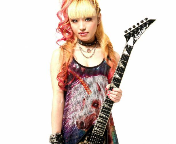 EXIST TRACE visual kei metal heavy rock jrock guitar wallpaper
